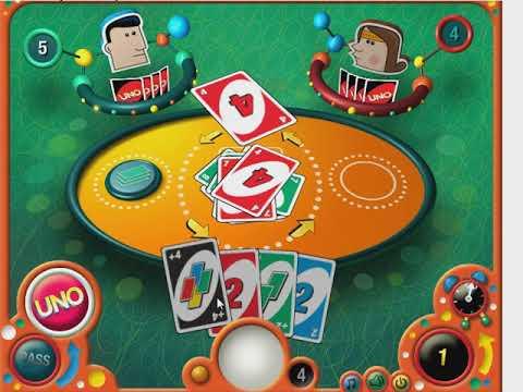 uno играть карты игры