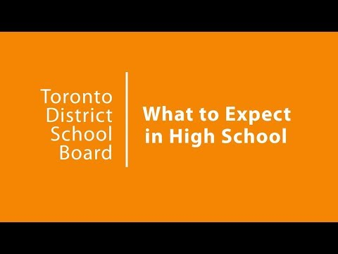 What to Expect | Choices | TDSB