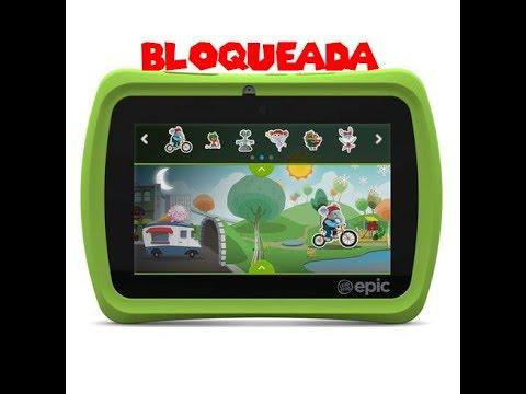 Tableta Epic Lea Frog Desbloquear Y Configurar Youtube