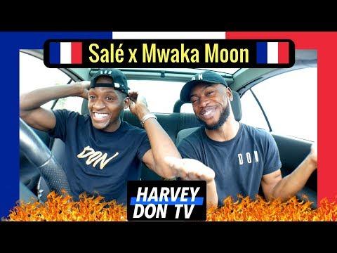 Niska - Salé x Kalash ft Damso - Mwaka Moon Reaction HarveyDon TV @raymanbeats