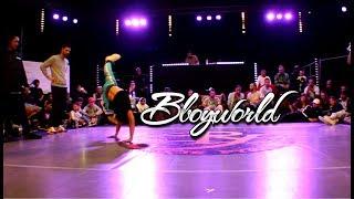 EXG vs El Mouwahidin [Semi-Final] // Bboy World // Rochefort Battle 2017