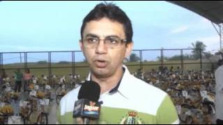 ENTREVISTA NILSON FREITAS PREFEITO DE PALHANO