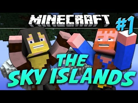 SKY ISLANDS ★ Minecraft: Ep.1, Dumb and Dumber