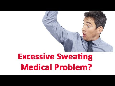 Fast Facts About Excessive Sweating at School - excessive sweating medical term - Hyperhidrosis