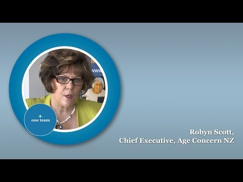 NZ Health Strategy 2015 - Robyn Scott - One team