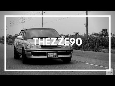 My first automotive film | The ZZE90 | Sony a6000 (16-50mm) | By Salman Sadi