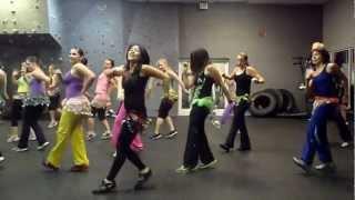 Pasarela with Kit - Dance Fitness Choreography