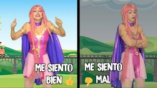 Luli Pampín - ME SIENTO BIEN 👍 ME SIENTO MAL 👎 (Official Video)