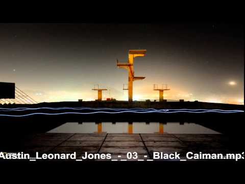Austin Leonard Jones     Black Caiman