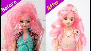 거지가 된 아이린ㅠ새인형으로 변신??? 웨이블레이집이 날아가버린 아이린의Makeover 디즈니애니메이션 미미인형드라마 Barbie인형의 장난감 재미있는 인형극어린이채널♡모모TV