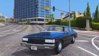 1989 Chevrolet Caprice 1 0 GTA V MOD 2 7K 1440p