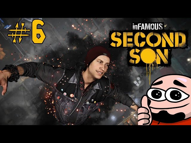 Infamous: Second Son | Part 6 | Crossing The Bridge | Two Crazy Gamers