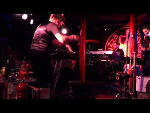 Brian Culbertson at Pizza Express Jazz Club, Soho - 19th September 2015