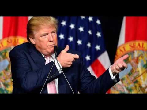 I'm Afraid of Americans - Donald Trump Remix