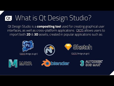 Qt Design Studio & Software Development Integration {On-demand webinar}