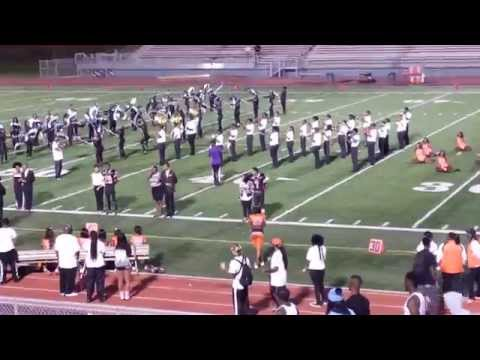 Carol City Chief Marching Band 10/2014 Hm Coming