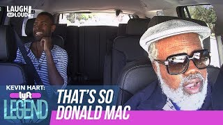 That's So D-Mac | Kevin Hart: Lyft Legend | Laugh Out Loud Network