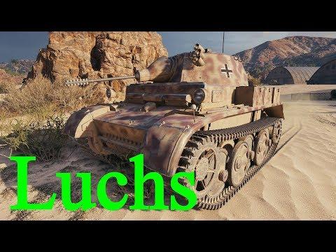 【WoT:Luchs】ゆっくり実況でおくる戦車戦Part451 byアラモンド