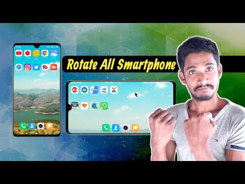 Do This | All Smartphone Home Screen Rotate | Home Screen Rotate Best Apps