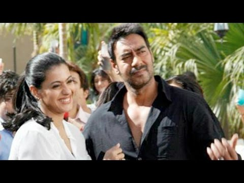 Kajol Tries Teaching Ajay Devgn Marathi, Catch His Funny Comeback