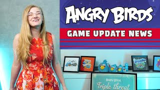 Angry Birds Game Update News! August 2020
