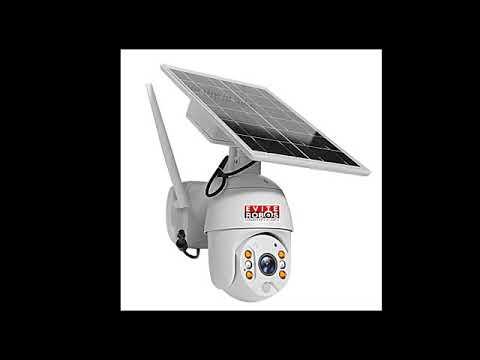camara de vigilancia 4g solar eviterobos