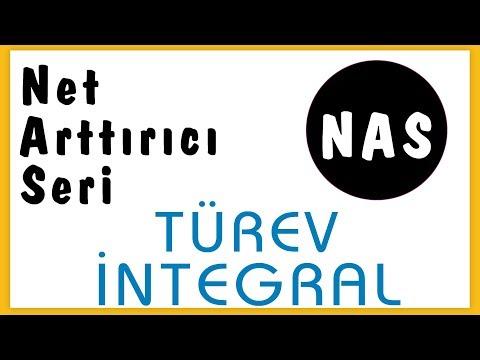 N.a.s. Türev-integral Şenol Hoca Matematik