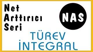 N.A.S. TÜREV-İNTEGRAL | ŞENOL HOCA