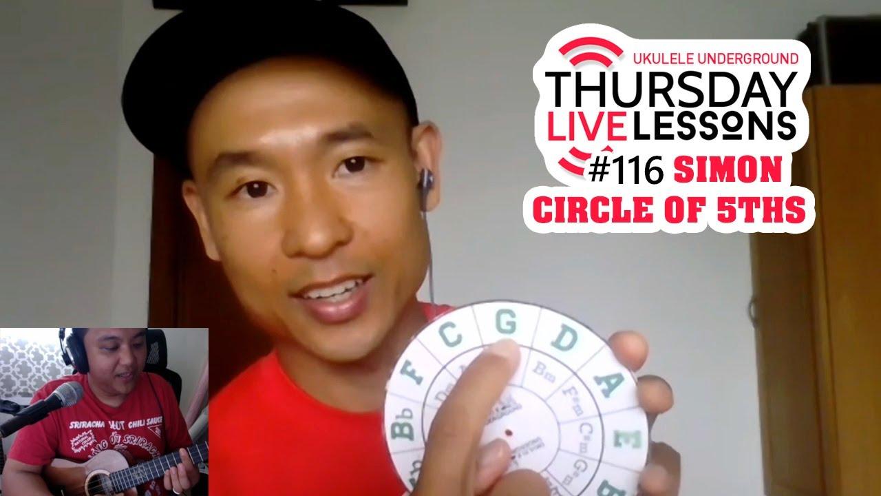 TLL Podcast #116 - Simon Circle of 5ths