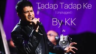 tadap tadap ke is dil se aah nikalti rahi by kk|MTV HITS |kk | hum dil de chuke sanam||musical night