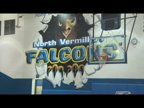 North Vermillion High School Honored by Colts for Blood Drive