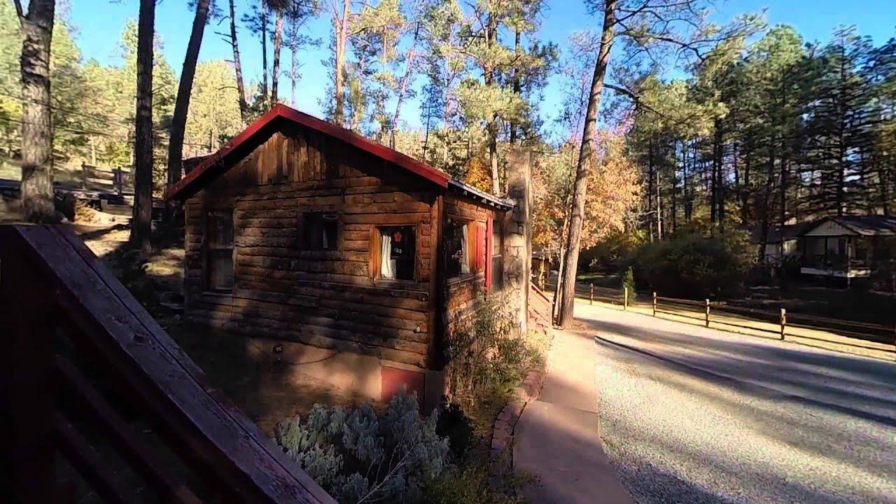 Sierra Blanca Cabins #5. Ruidoso Newmexico