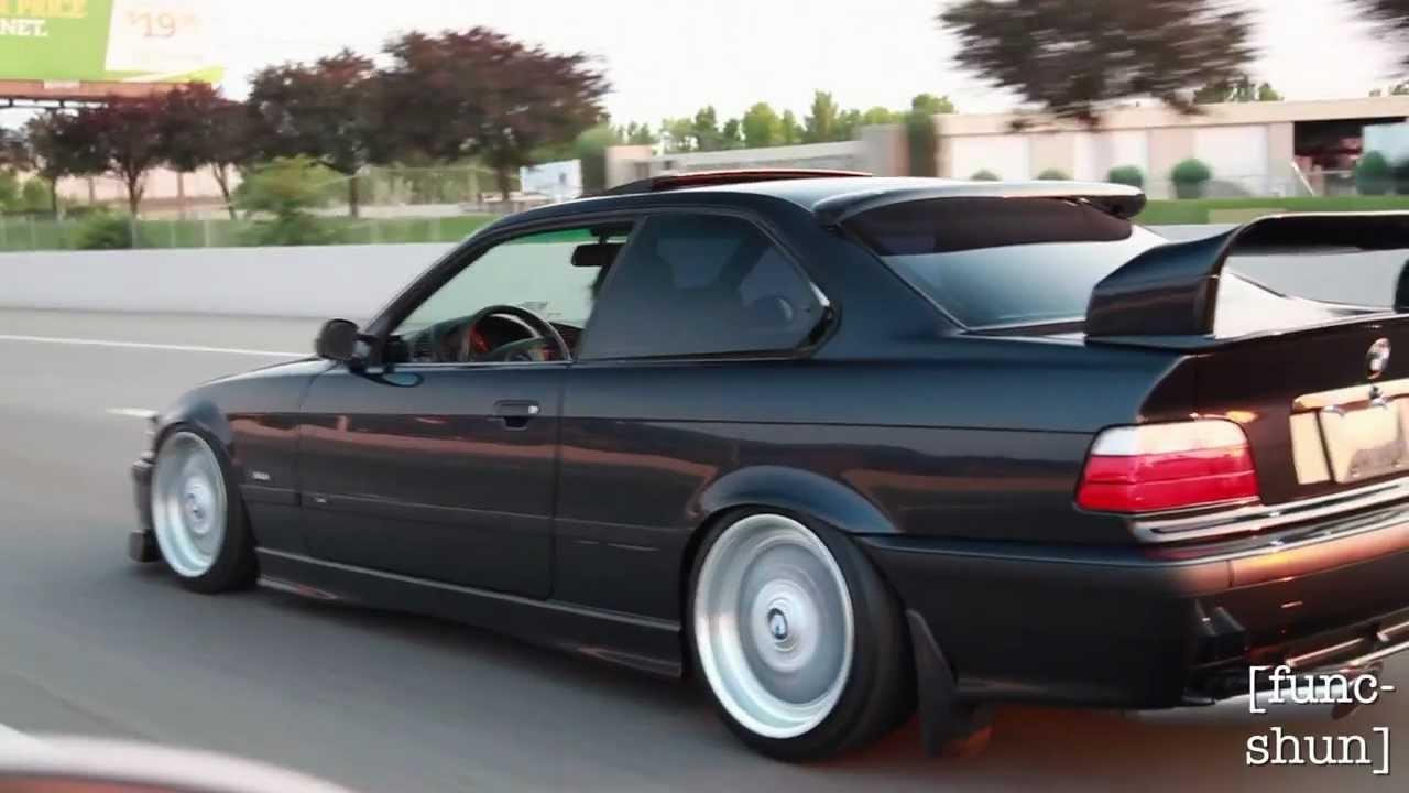 Func Shun Episode 17 E36 BMW M3 Feature