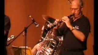 New Orleans Stompers Luzern  -  Hymn For George Lewis   (S. Rimington)