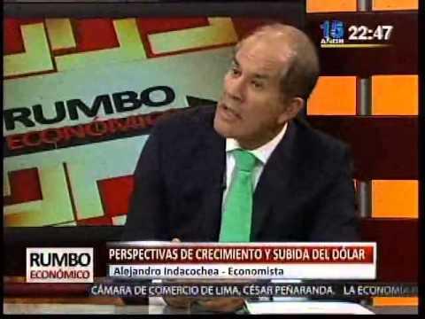 ¿Por qué está cayendo la economía peruana? | Canal N | CENTRUM Católica