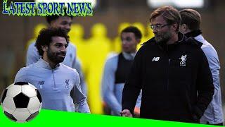 Latest Sport News -  Jurgen Klopp knew Mohamed Salah would be golden