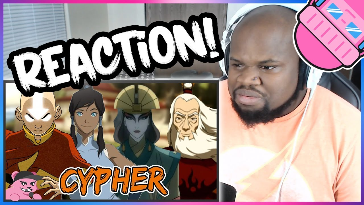 Avatar Cycle Cypher Reaction | SHWABADI ft. Rustage & more