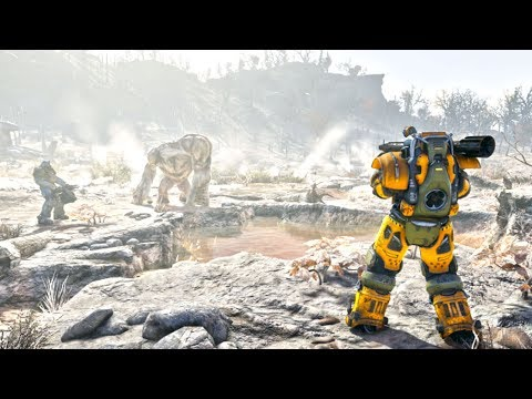 Fallout 76 - End Game Content Exploration! thumbnail