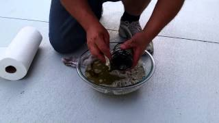How To Change The Oil On A Vrod