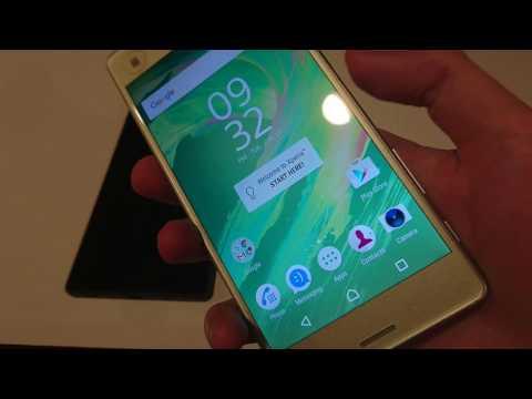 Sony Xperia X Fingerprint Scanner Better Than Xperia Z5?