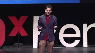 Making high-tech medical technology affordable | David Issadore | TEDxPenn