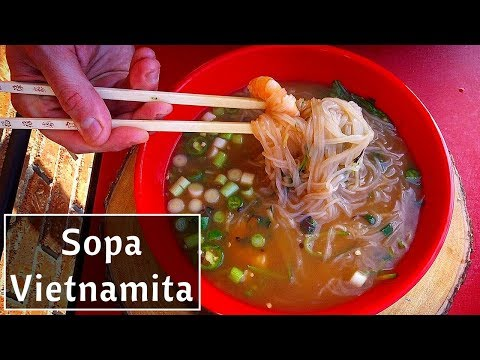 Pho de Camarón *sopa Vietnamita* | La Capital