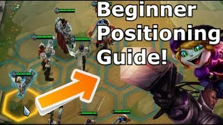 BEST Positioning Guide for Teamfight Tactics Knights, Rangers, Gunslingers - Strategy Guide lol TFT