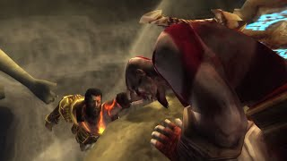 God of War - All Kratos Brother Deimos Cutscenes (Kratos + Deimos)