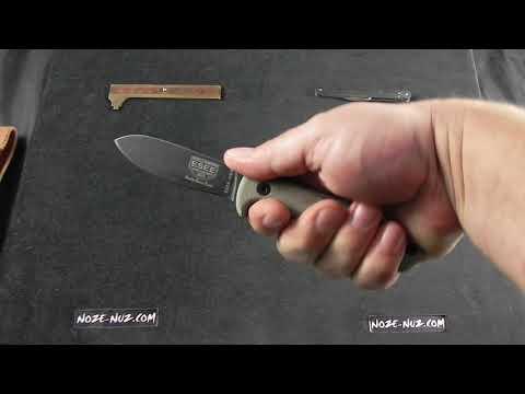 ESAGK ESEE Ashley Emerson Game Knife