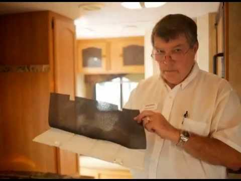 Cleaning Your RV AC Filter Video