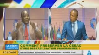 Pdt Banda Kani: CEAC LIBERATION POLITIQUE EN SUITE VERITABLE POSER UNE VERITABLE ECONOMIE