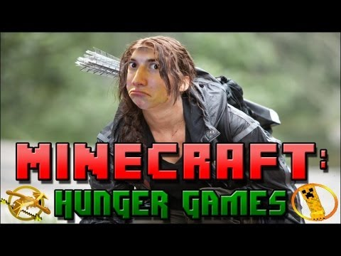 Minecraft Hunger Games - Minecraft: Hunger Games w/Mitch! Game 8 Pt. 1 of 2 - Great Start!