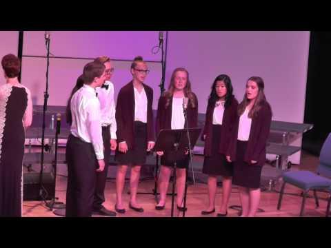 2017 HS Choir Spring Concert