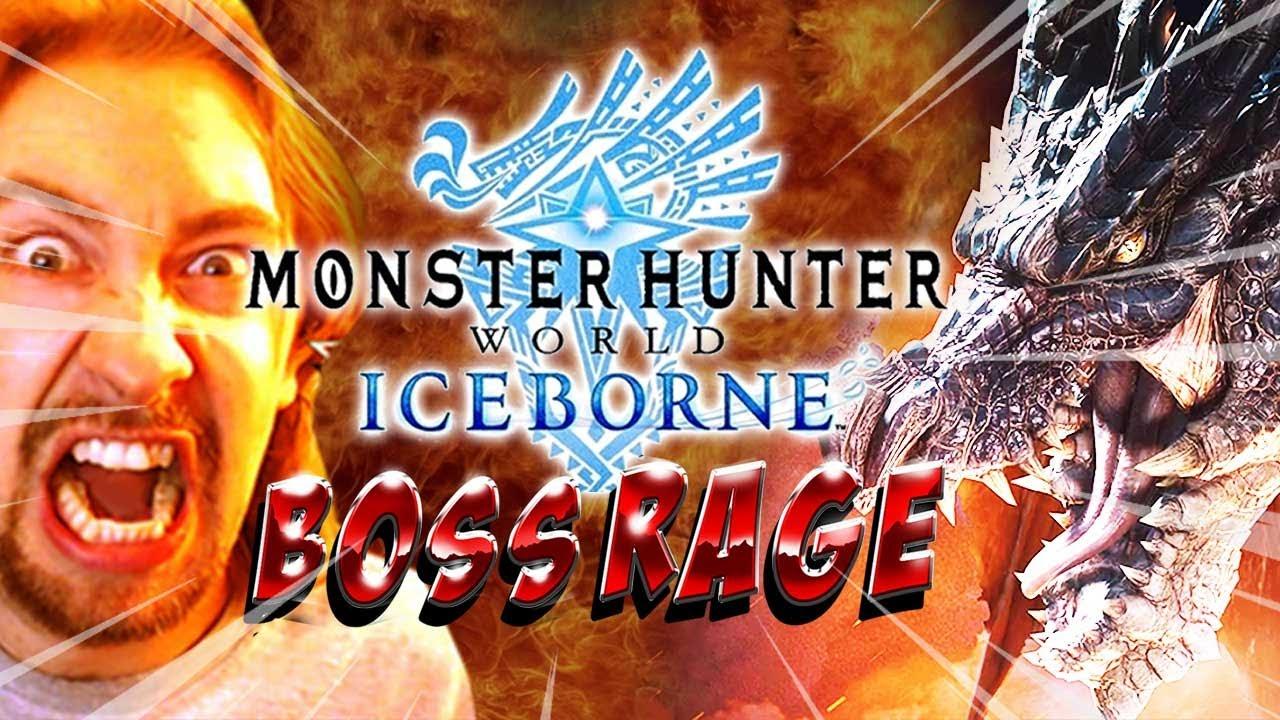 BOSS RAGE: FATALIS...Solo Hunt - Monster Hunter World Iceborne thumbnail